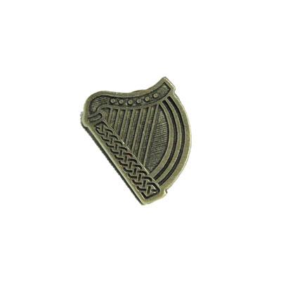 Harp Lapel Pin