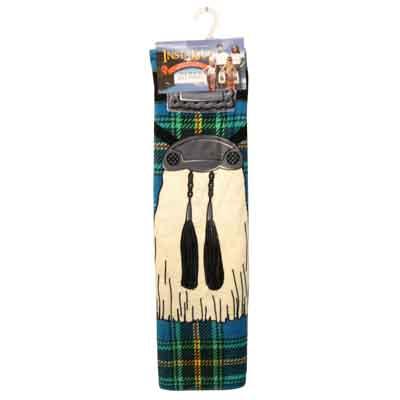 Kilt Novelty Towel Nova Scotia Tartan