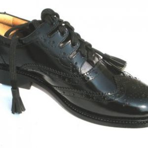 Orthotic Ghillie Brogue