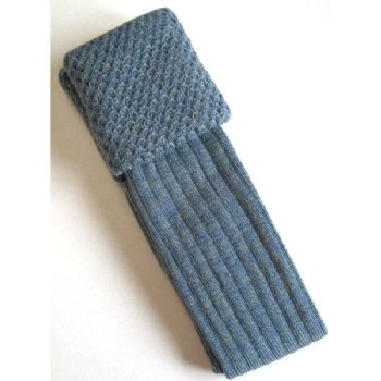 Piper Hose Lovat Blue
