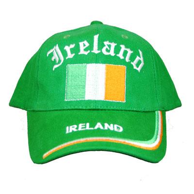 Ireland Green Ball cap