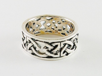Silver Ring R1811