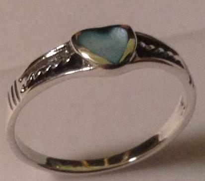 Silver Ring R2120BM
