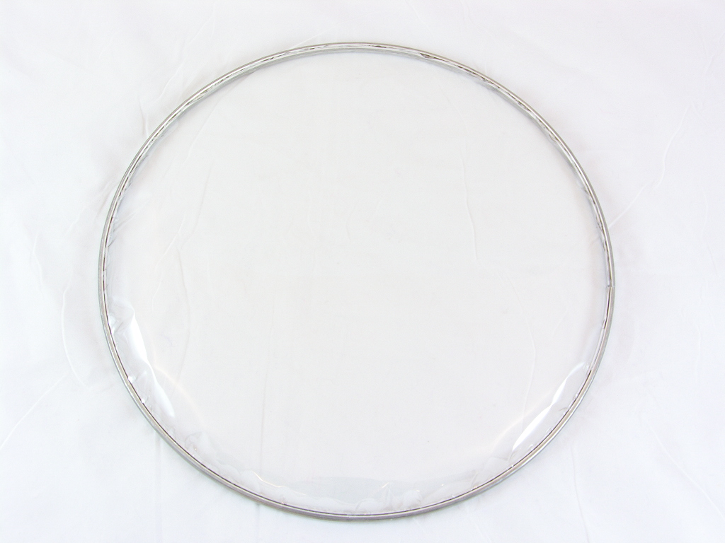"""Andante Clear 14"""" Bottom Snare Head"""
