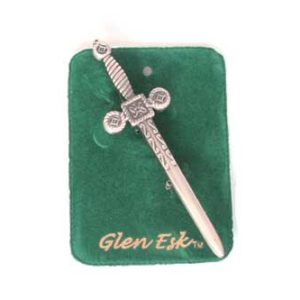Celtic Kilt Pin Antique