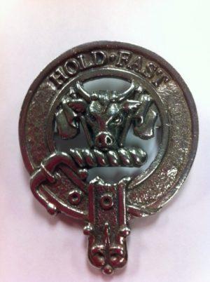 Scottish Clan Cap Badge