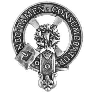 Clergy Cap Badge