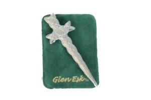 Celtic Cross Kilt Pin Chrome