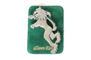 Lion Rampant Kilt Pin Antique