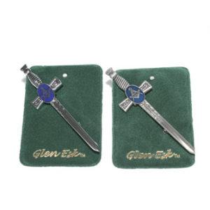 Masonic Kilt Pin Chrome