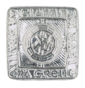 Prince Charlie Buttons Nickel