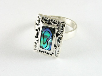 Silver Ring R1976AB