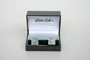 Square Celtic Cufflinks
