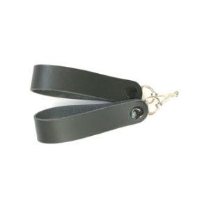 Sporran Suspenders Plain Black