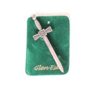 Thistle Kilt Pin Antique