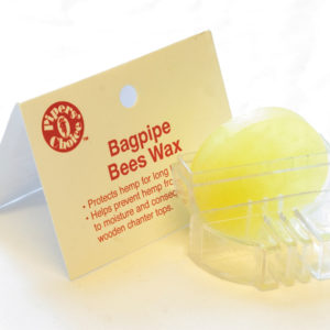 Beeswax in a Container