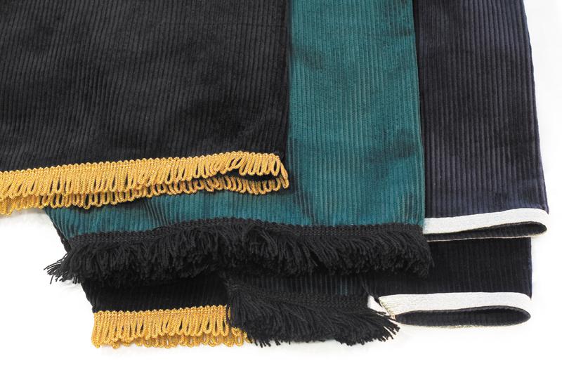 Pipe Bag Cover Velvet