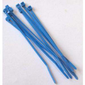Zip Ties Blue