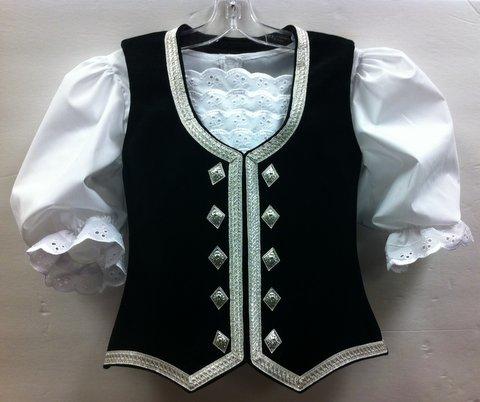 Highland Dance SOBHD Vest