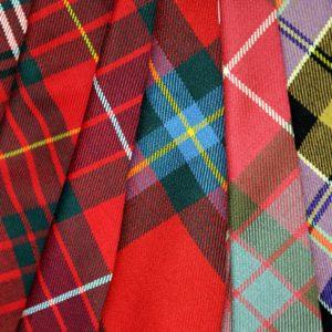 Ties Scottish Tartans Made By Lochcarron Of Scotland