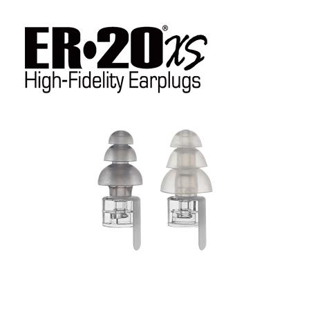 Ear Protection   ER 20 XS High-Fidelity