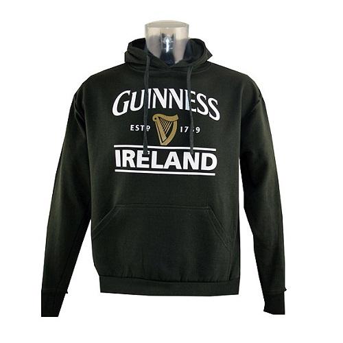 GUINNESS® Green Ireland Unisex Hoodie