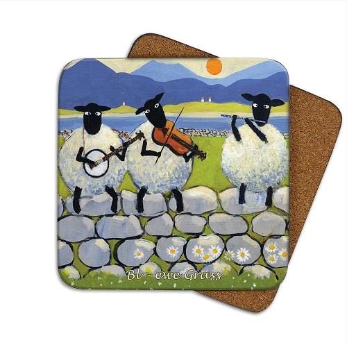 Coaster Bl-Ewe Grass
