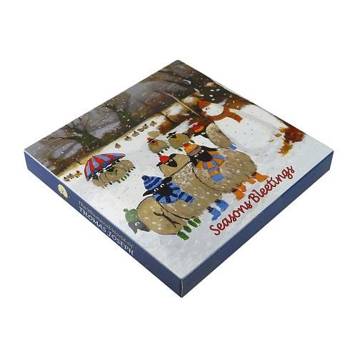 Thomas Joseph Christmas Card Pack 1