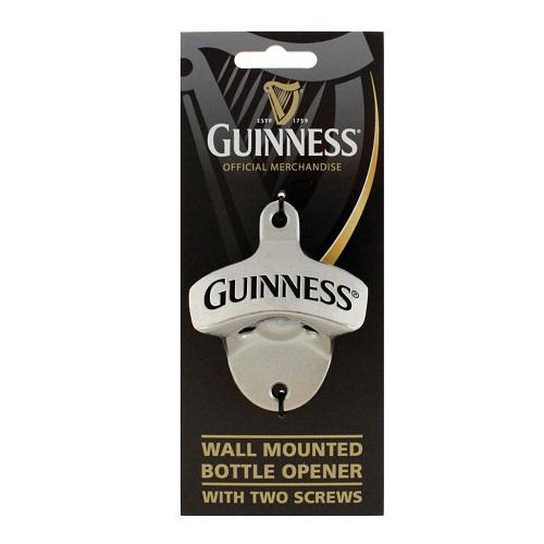 GUINNESS®  Bottle Opener Wall Mounted