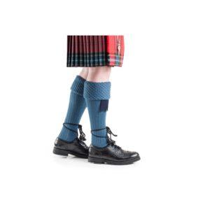 Piper Hose Highland Blue