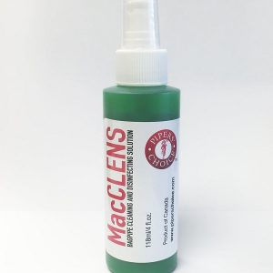 MacClens Bagpipe Cleaning & Disinfectant Spray
