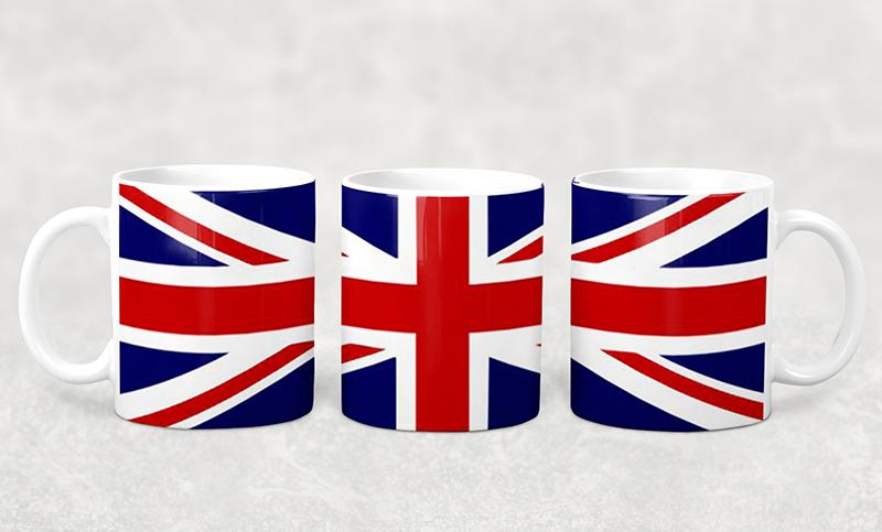 Mug United Kingdom Flag