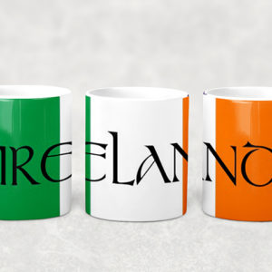 Mug Ireland Flag