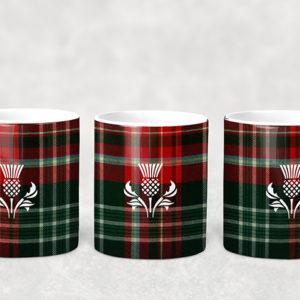 Mug New Brunswick Tartan