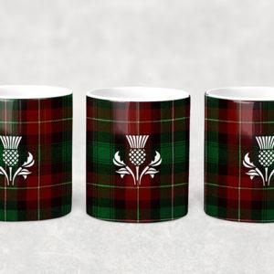 Mug Prince Edward Island Tartan