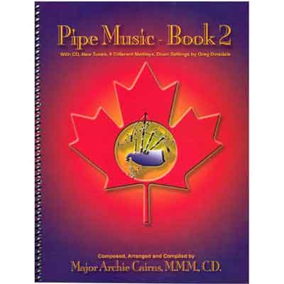 Pipe Music Book 2 with CD